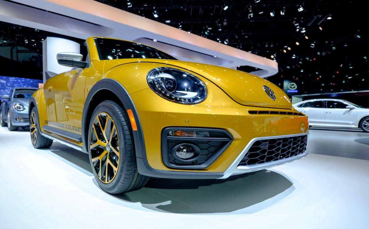 VW Dune Beetle