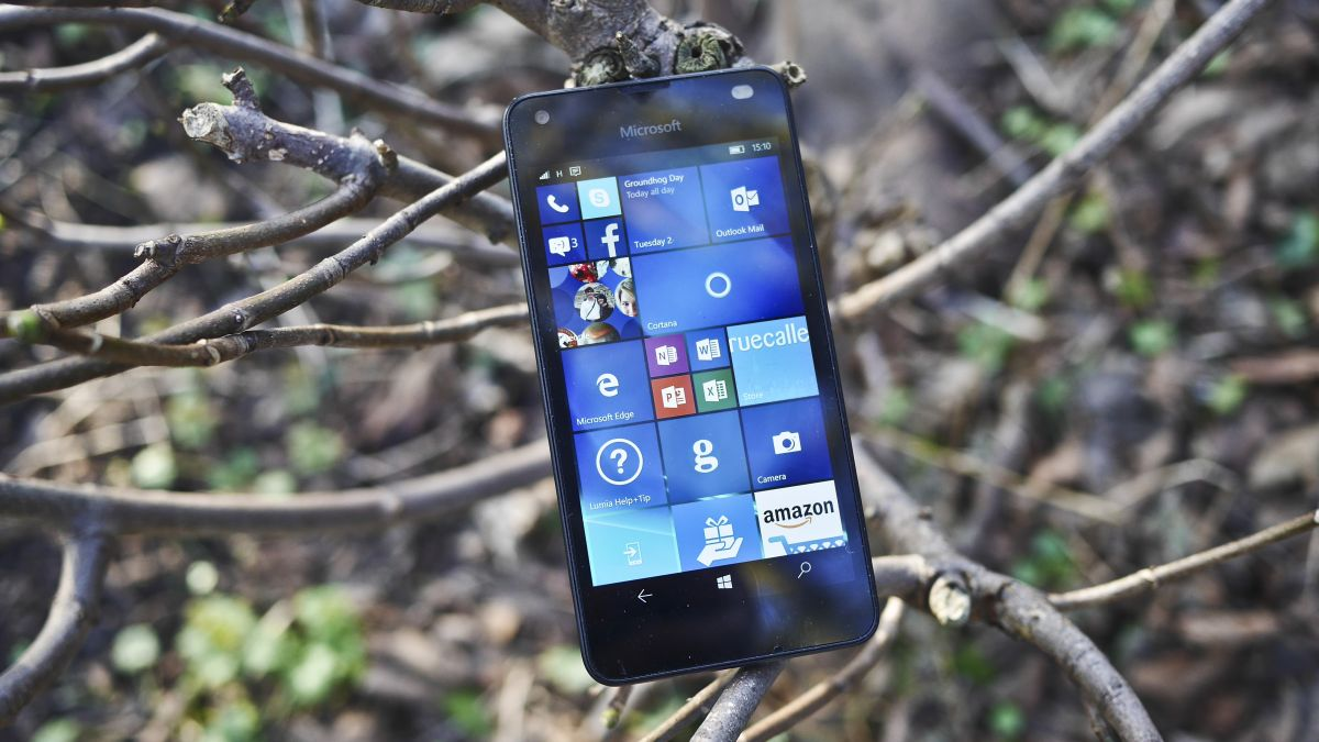 Microsoft Lumia 550 review