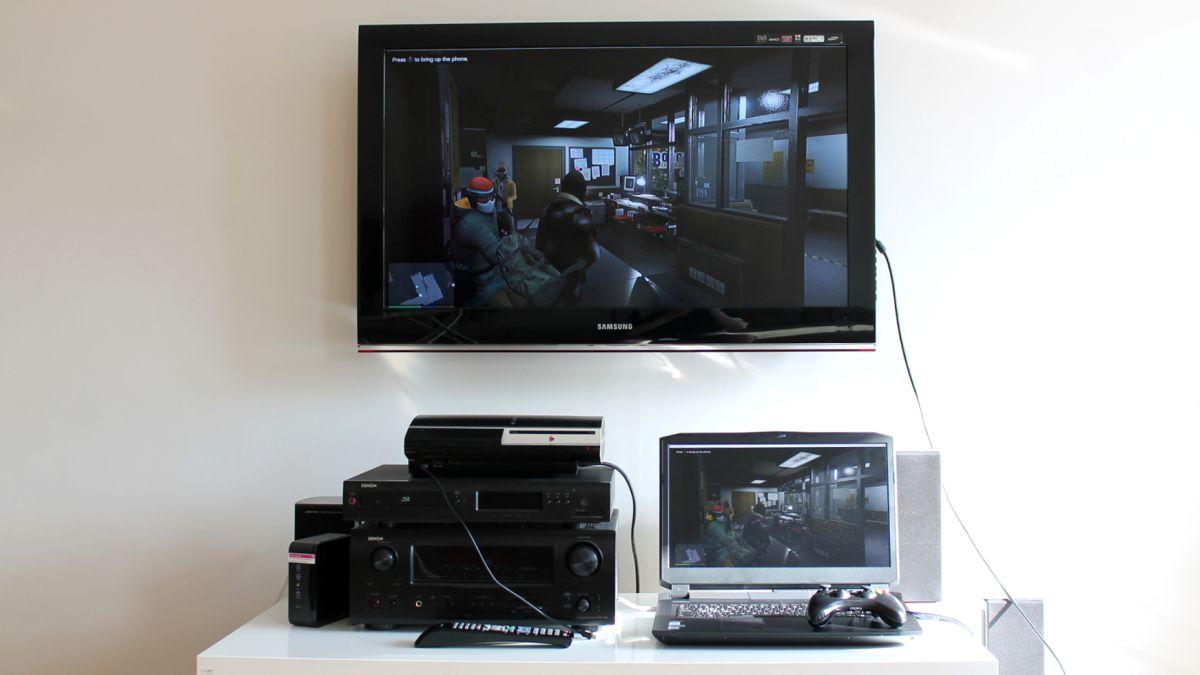 Octane II and TV