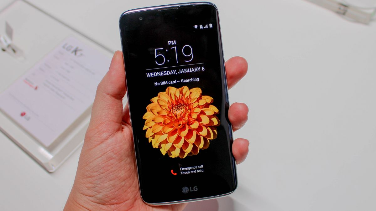 LG K7 review
