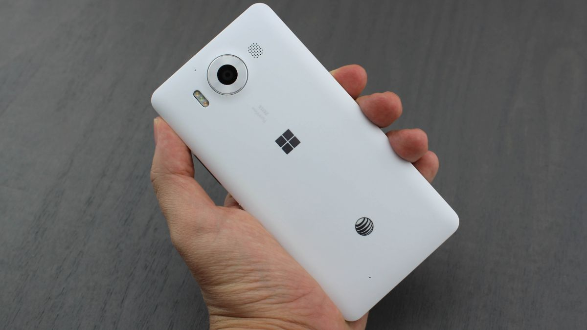 Microsoft Lumia 950 review