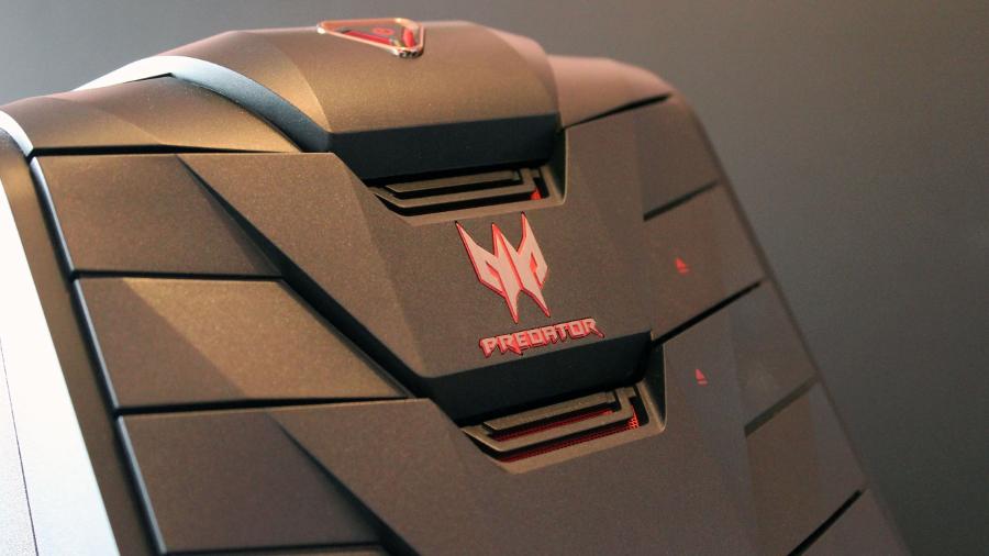 Acer Predator G3-710 logo