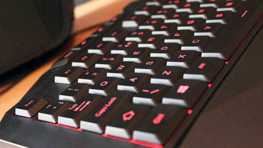 Acer Predator G3-710 keyboard