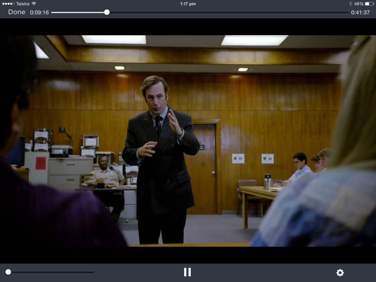 Better Call Saul on Stan