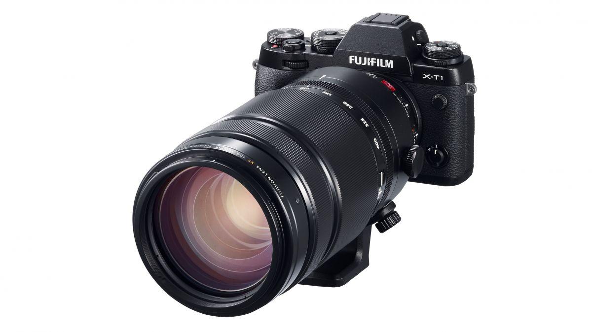 Fuji XF100-400mm