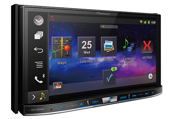 Android Auto aftermarket