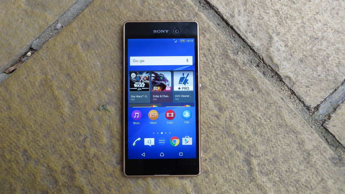 review sony xperia m5