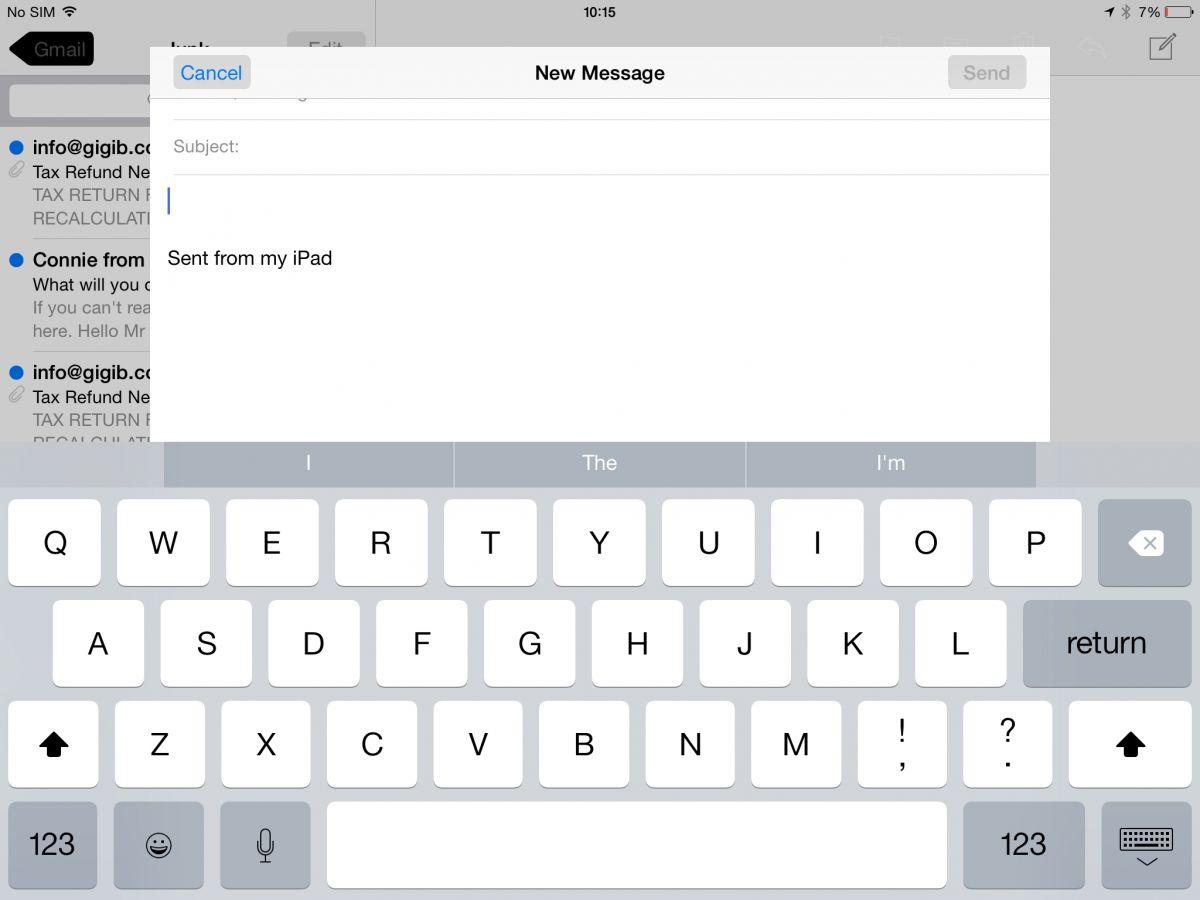 how to break passcode on ipad mini