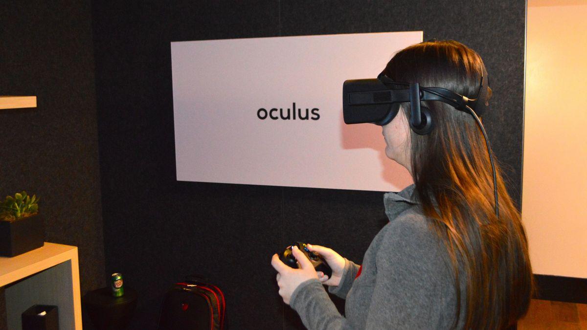 Oculus Rift vs HTC Vive comparison