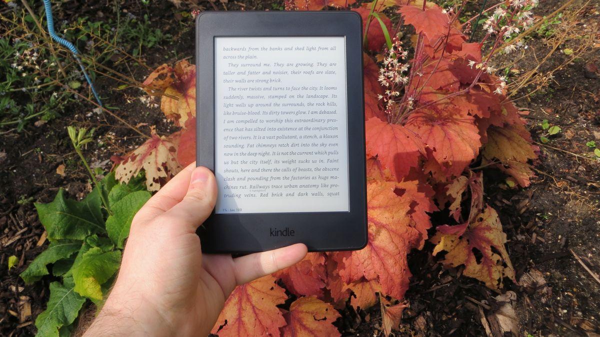 Review: Amazon Kindle Paperwhite