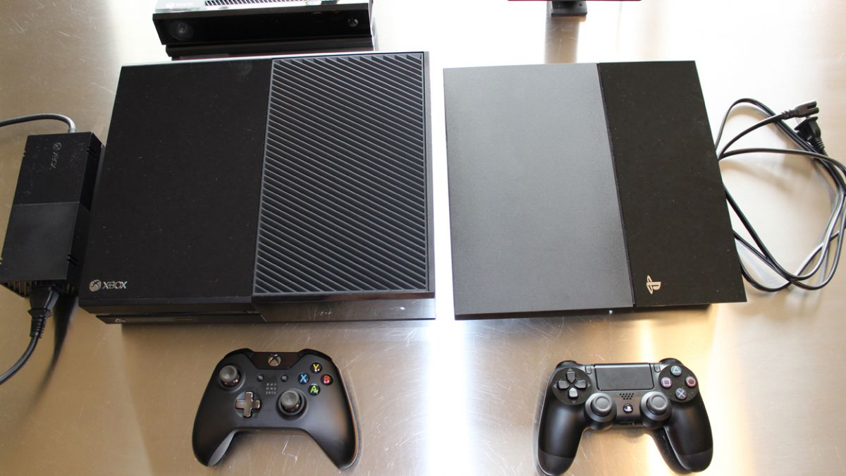 Xbox One Vs Ps4 : Ps vs xbox one which is better