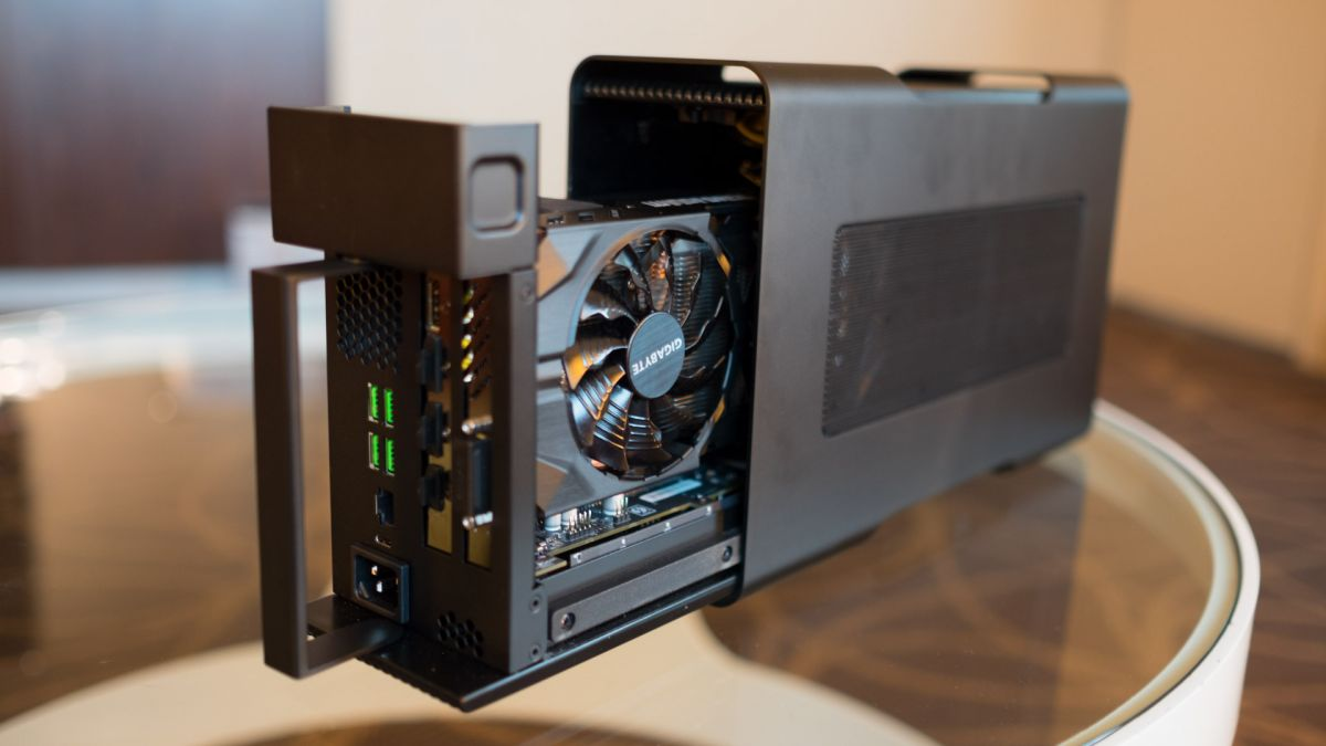 Review Intel Skull Canyon Nuc