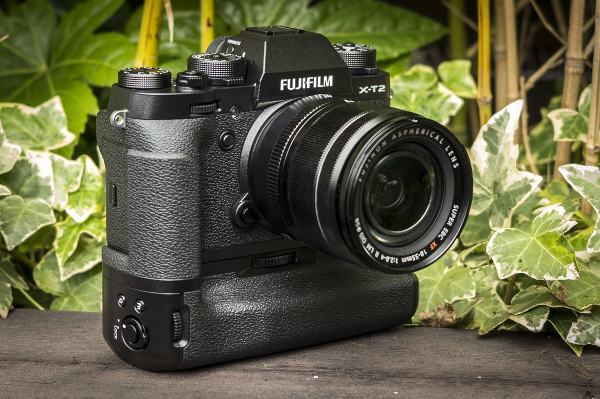 Hands On Review Fujifilm X T2