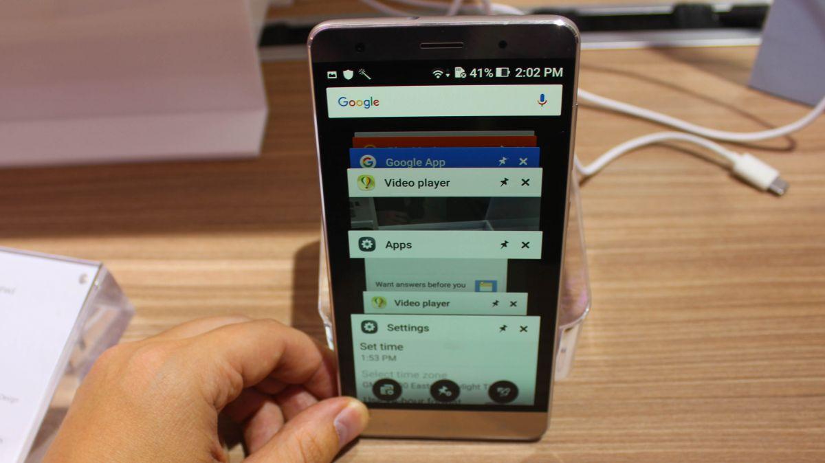 Hands-on review: Asus Zenfone 3 Deluxe