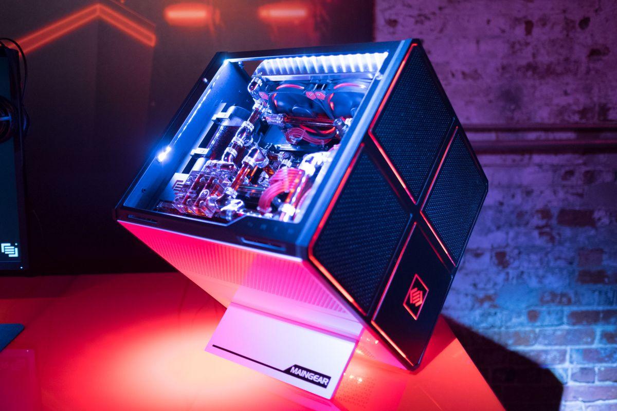 First look: HP Omen X Desktop