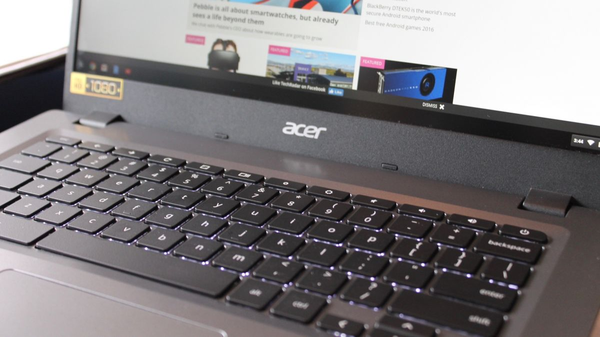 Review: Acer Chromebook 14 for Work