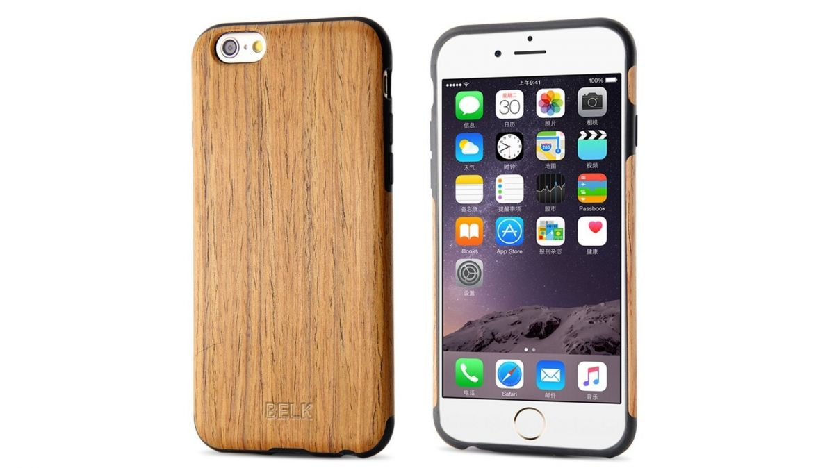 Belk Wooden Case