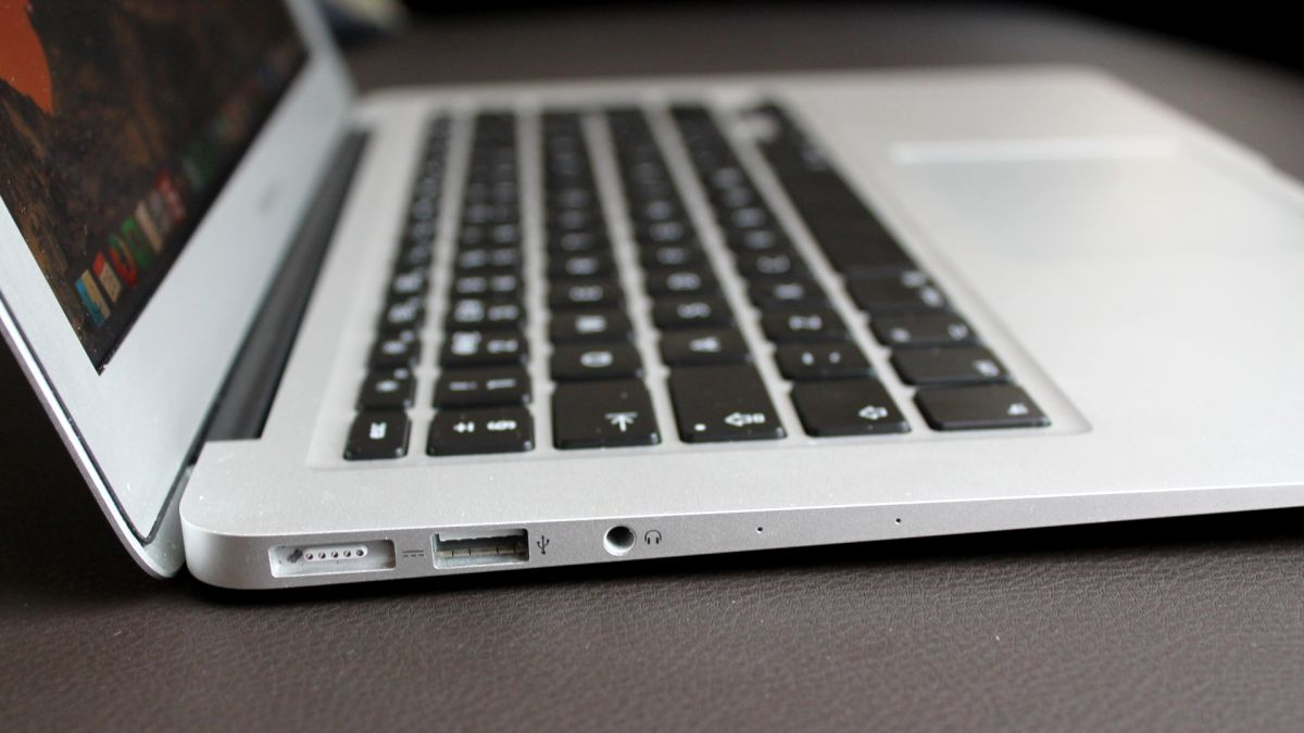 MacBook Air Ports