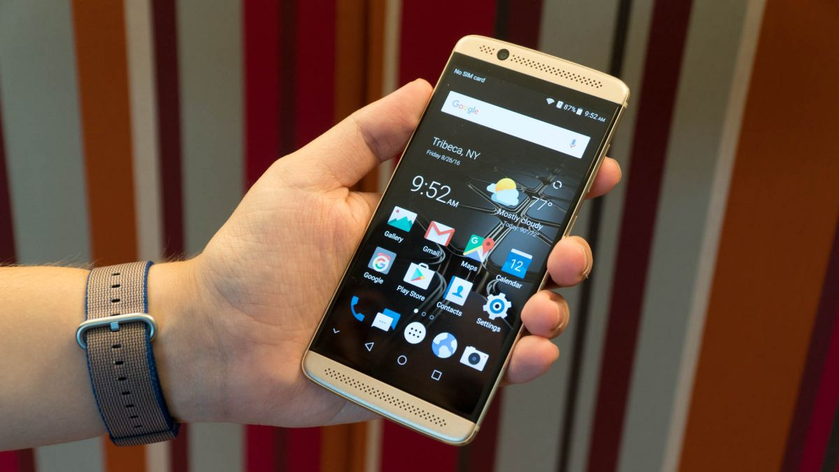 one can zte axon 7 mini gsm came understand
