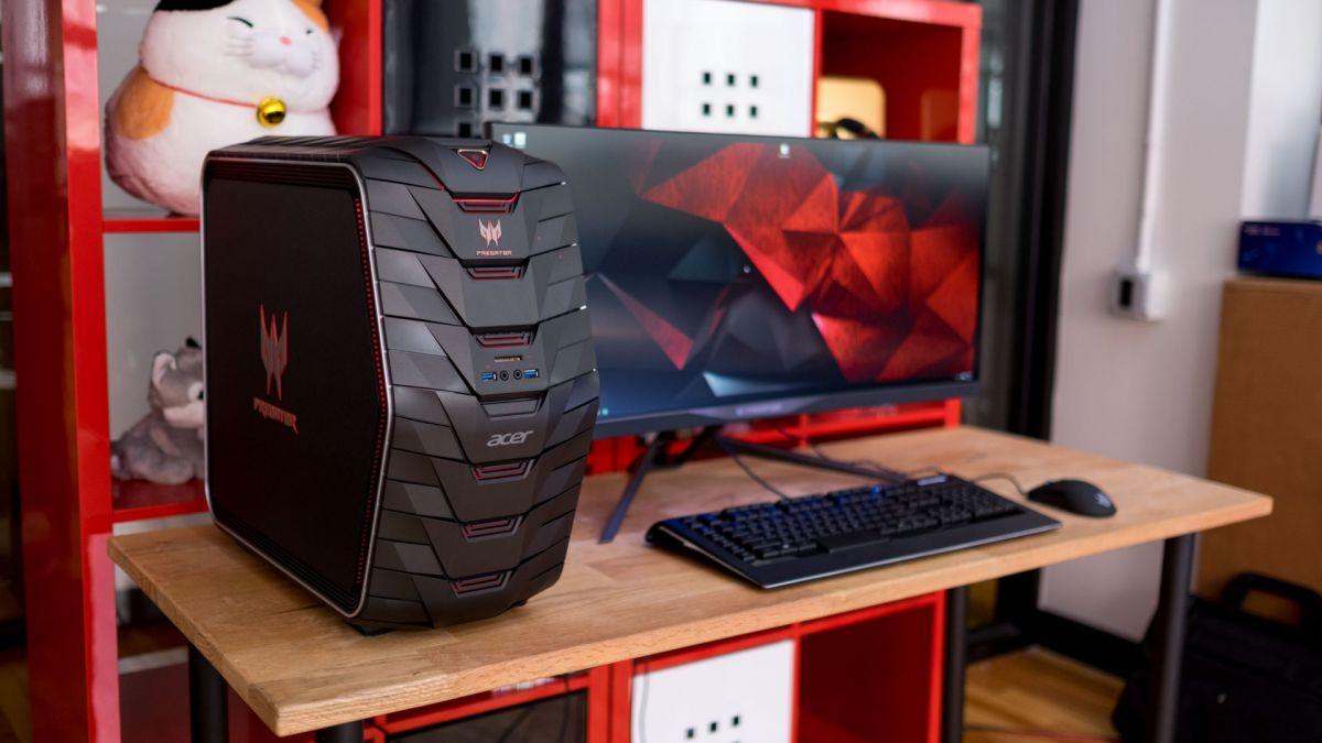 Review Acer Predator G6