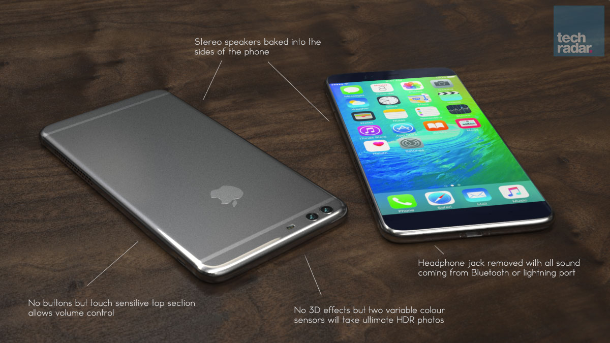 IPhone 7 Release Date News And Rumors
