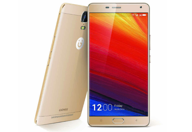 Gionee Marathon M5 Plus with 4G VoLTE support, 5,020mAh