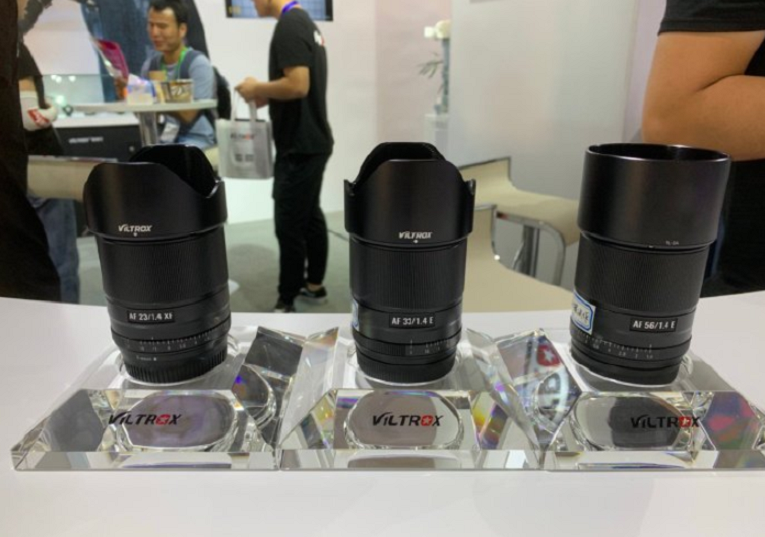 Viltrox APS-C lenses for Fujifilm, Sony and Leica detailed