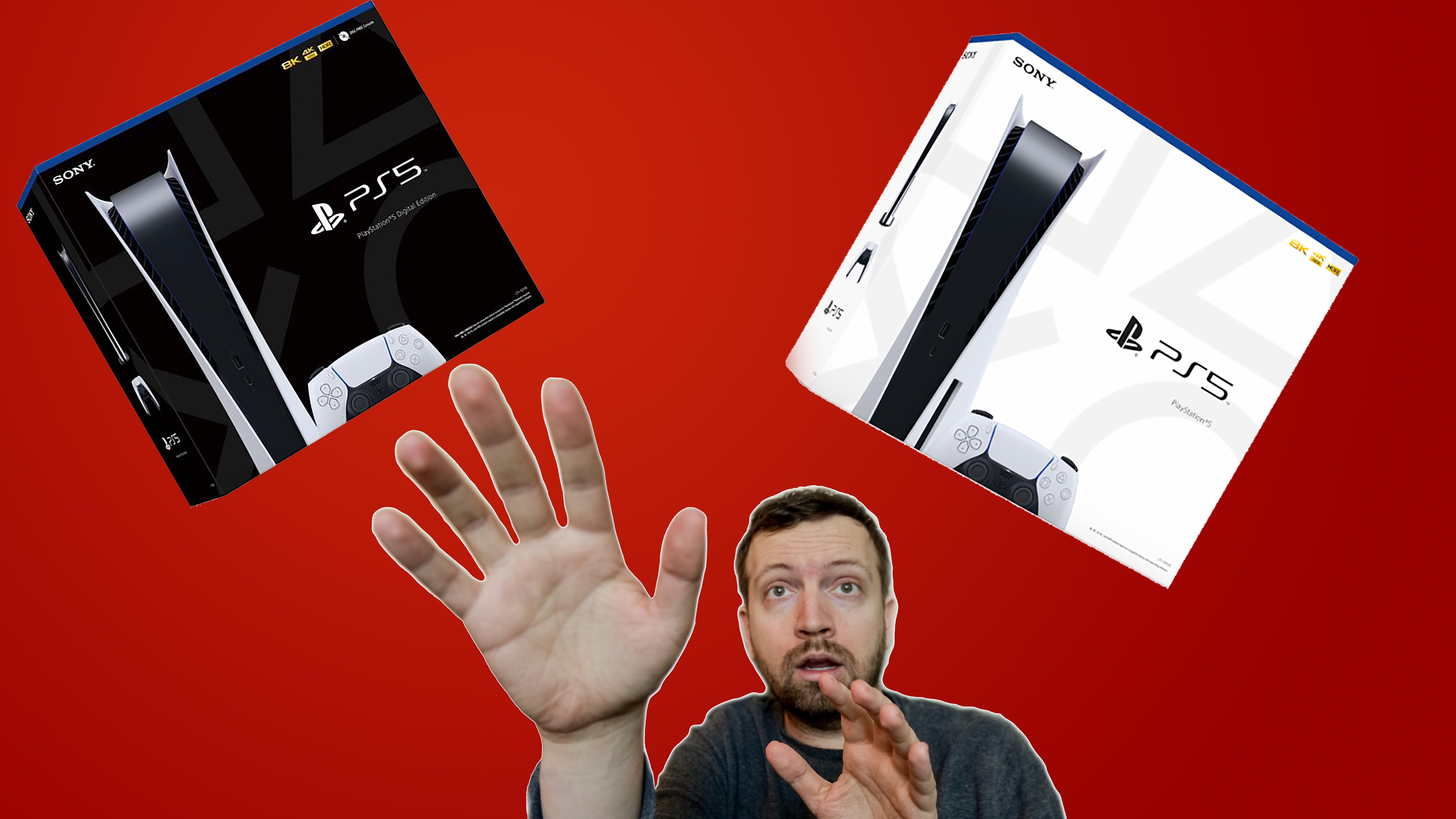 PS5 restock Matt Swider