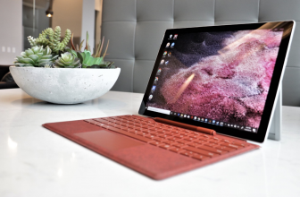 The Surface Pro 7 with Type Cover is on sale for $599 at Best Buy