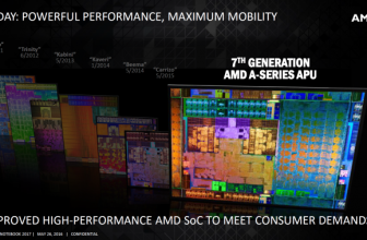 AMD Announces the 7th Generation APU: Excavator mk2 in Bristol Ridge and Stoney Ridge for Notebooks