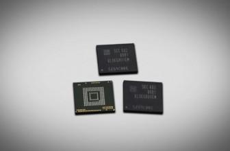 Samsung Announces 256GB UFS Embedded Storage Solution