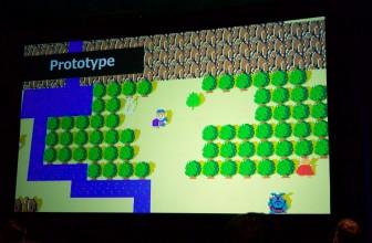 Zelda: Breath of the Wild's creators prototyped with the original NES classic