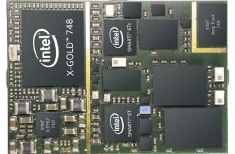 Intel Announces XMM7480 LTE Modem: 4x DL CA, 256QAM
