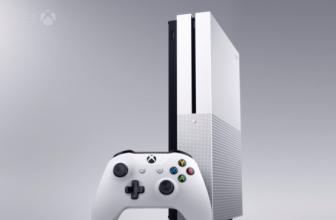 Microsoft Announces Xbox One S Console: A Slimmer Design