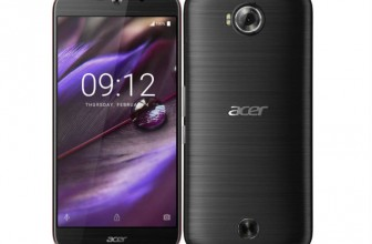 Acer Liquid Jade 2 with 1TB hybrid cloud storage launched at MWC 2016: Specifications and features