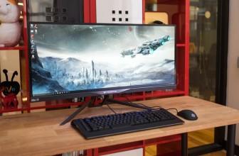 Review: Acer Predator X34