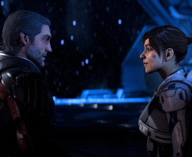 Mass Effect's dialogue system started with real promise, and went downhill from there