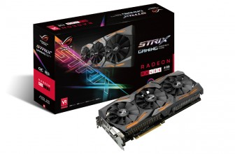 Asus claims its Strix graphics card is the coolest RX 480 yet