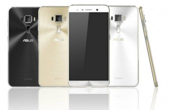 Asus Zenfone 3, Zenfone 3 Deluxe press renders leaked, reveals metal body and 2.5D front and back glass design