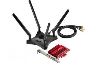 ASUS Unveils PCE-AC88 4×4 Wi-Fi Card with 2167 Mbps Bandwidth