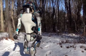 When Judgment Day comes, Boston Dynamics' latest Atlas robot will lead the charge