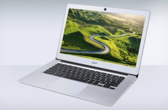 Acer's aluminum Chromebook 14 edges closer to all-day battery life
