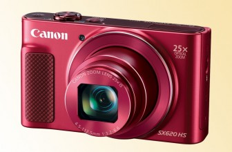 Canon's new PowerShot SX620 HS puts more zoom in your pocket