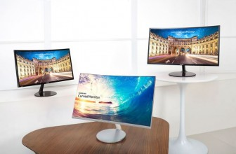 FreeSync-over-HDMI: Samsung Launches 1800R Curved FHD Monitors in the CF591 and CF390