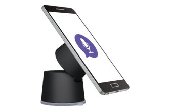 Logitech Launches The Logi ZeroTouch Car Mount For Android Smartphones