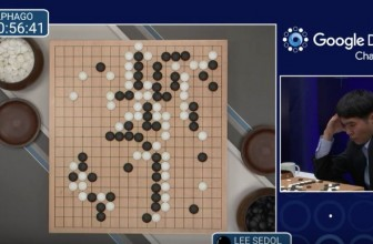 Go player Lee Se-dol grabs a consolation win against Google's AI