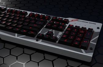 Das Keyboard Unveils Its First Gaming Peripherals