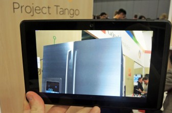 Hands-on review: Project Tango