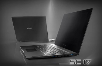 EVGA Rolls Out SC17: High-End Gaming Laptop Designed for Overclocking
