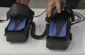 This amputee built himself a foot-operated videogame controller